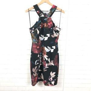 NEW Trina Turk Floral Halter Dress